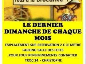 agenda Dordogne Tous à la brocante