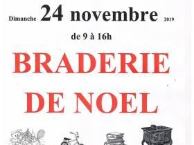 agenda Dordogne Braderie de Noël de la croix rouge