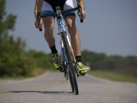 Tour cycliste Mareuil - Verteillac  - Ribérac