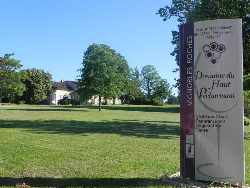 Pique-nique vigneron au Domaine du Haut Pécharmant