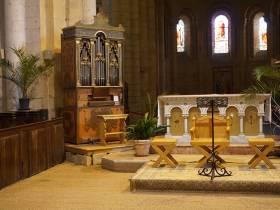 agenda Dordogne Concert exceptionnel autour de l'orgue de Cadouin (4ème édition)
