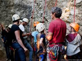 agenda Dordogne Eté actif - escalade en falaise