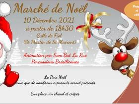 agenda Dordogne Marché de Noël
