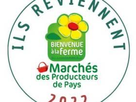 Marché de Producteurs de Pays à St Saud