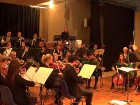 agenda Dordogne Orchestre du Centre philharmonique de Verteuil d'Agenais  dirigé par Richard BESWICK