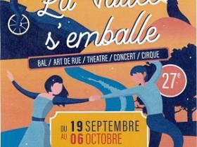 agenda Dordogne La Vallée s'emballe