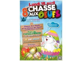 Agenda Dordogne Chasse aux oeufs à la ferme