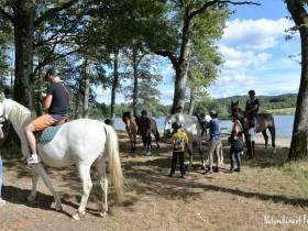 Eté actif - équitation