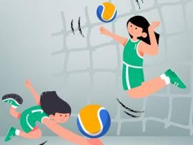 Le Cro-Magnon - tournoi de handball sur herbe