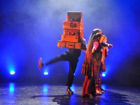 agenda Dordogne Larquez les amarres ! par le Théâtre de le Gargouille
