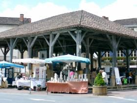 agenda Dordogne Marché artisanal et producteurs