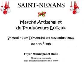 agenda Dordogne Marché de Noël de Saint-Nexans