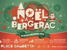 agenda Dordogne Journée d'animations de Noël à Bergerac