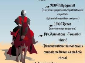agenda Dordogne Fête du cheval