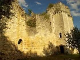 agenda Dordogne Visite du Château de Bruzac