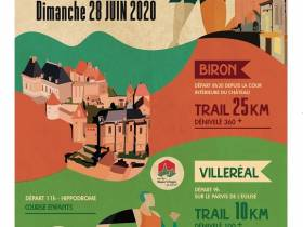 agenda Dordogne 10ème Edition des Foulées de Rives