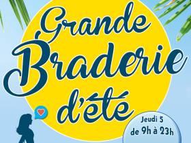 agenda Dordogne Grande braderie d'été