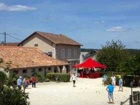 agenda Dordogne Concours de pétanque en  semi nocturne