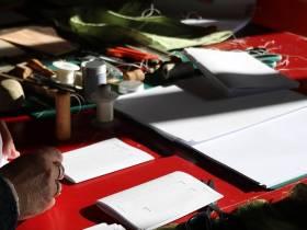 agenda Dordogne Atelier libre à la Papeterie des Arceaux