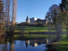 agenda Dordogne Châteaux en Fête - château de Champniers