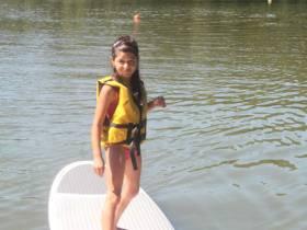 agenda Dordogne Eté actif - stand up paddle