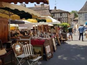 agenda Dordogne Foire aux antiquités et brocante