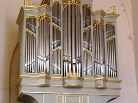 agenda Dordogne Concert d'orgue du marché