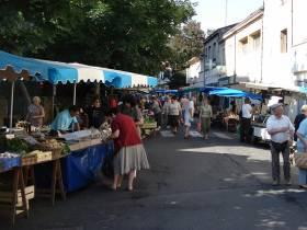 agenda Dordogne Marché traditionnel du mercredi