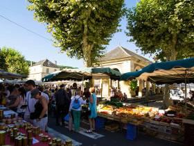 agenda Dordogne Marché traditionnel le samedi