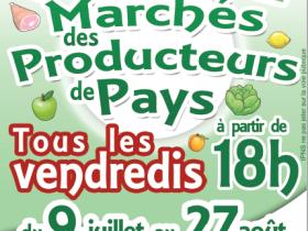 agenda Dordogne Marché des Producteurs de Pays