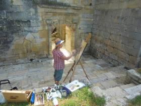 agenda Dordogne 18ème concours Peintres en Ville
