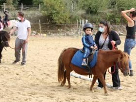 agenda Dordogne Chasse aux oeufs à poney