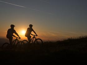 agenda Dordogne Randonnée coucher de soleil
