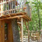 balcon cabane aux terrasses