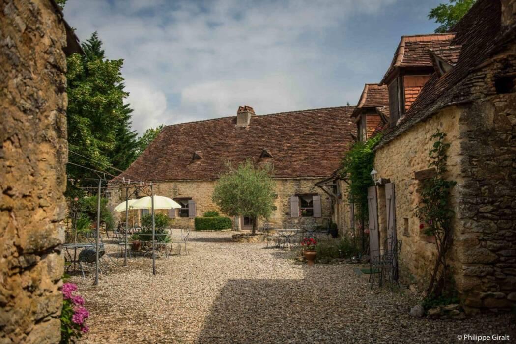 JEANDEMAI chambres d h´tes  Audrix en Dordogne