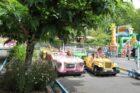 petite voiture pour enfants étangs du bos