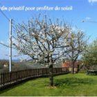 jardin Gîte du Roussel