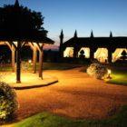 réception mariage aux jardins d'Eyrignac