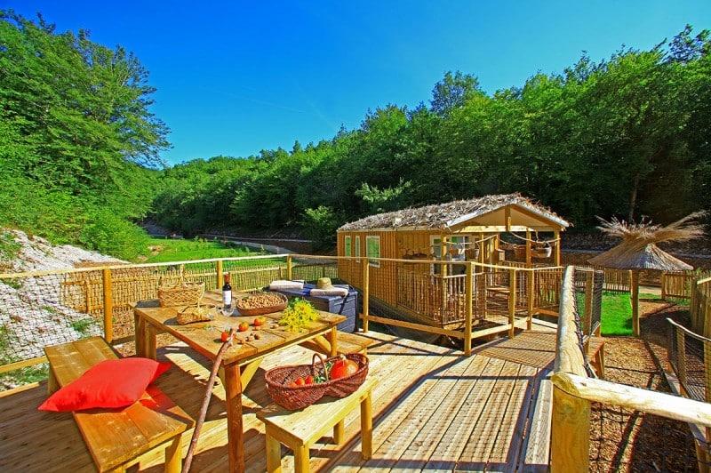 Camping Périgord Vacances