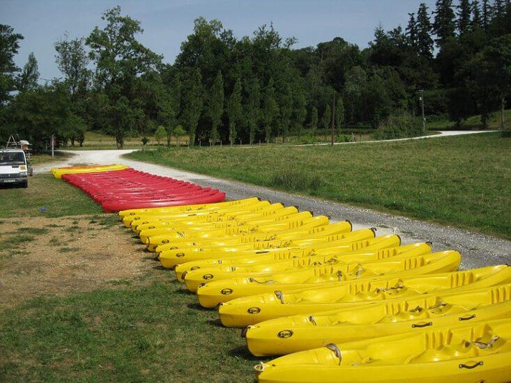 Parcoul Canoë