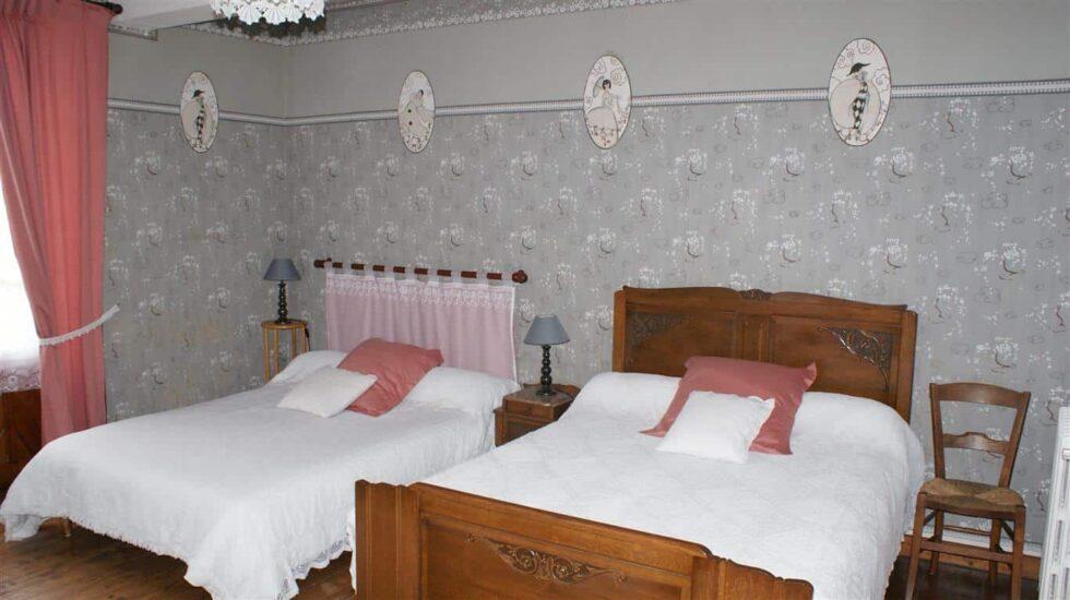 Chambres d'hôtes les Hortensias