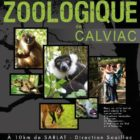 Zoological Reserve Calviac Poster
