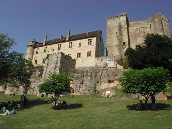 Château d'Excideuil