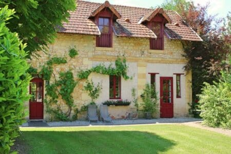 Le Pavillon de St. Agnan : gîte 4