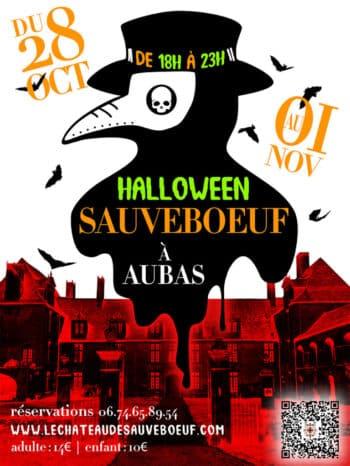 Château de Sauveboeuf - Halloween au château de Sauveboeuf 2020