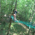 De Périgord klimmen park Conquil