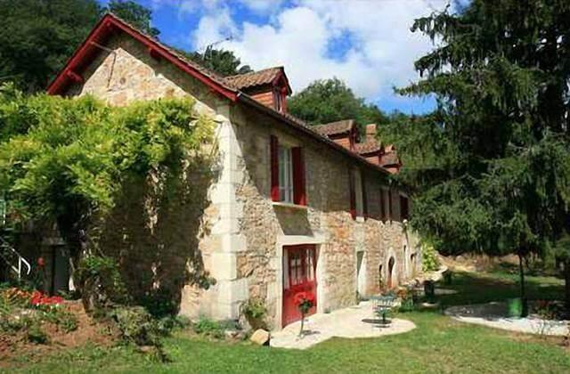 Maison d'hôtes Le moulin rouge