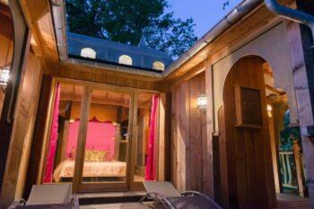 La cabane Bollywood