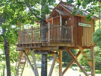 La cabane du Moulin