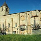 l'église de Belvès